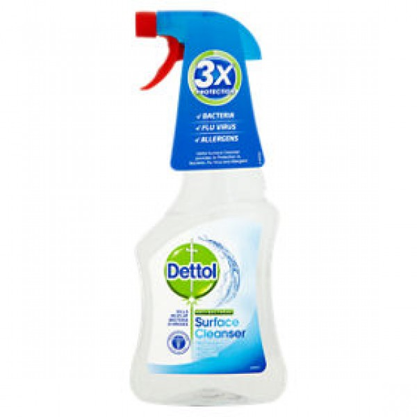 Dettol Cleaning Spray Antibacterial
