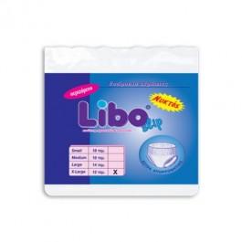 Εσώρουχα Ακράτειας Libo Slip, Σειρά Νυκτός, XLarge Συσκευασία: 12 τεμάχια